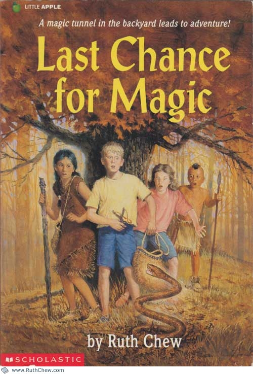 Last Chance for Magic
