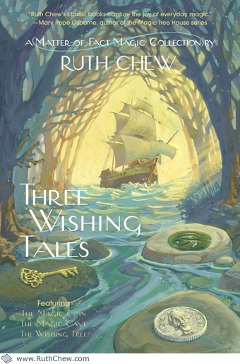 Three Wishing Tales:<br>A Matter-of-Fact Magic Collection