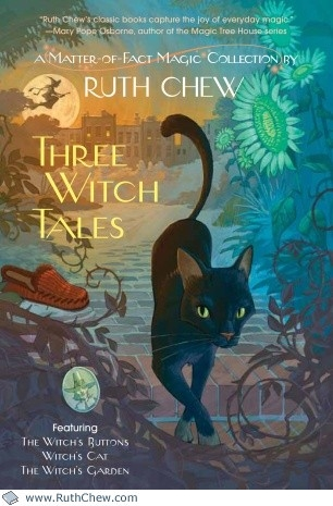 Three Witch Tales:<br>A Matter-of-Fact Magic Collection