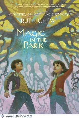 Magic in the Park:<br>A Matter-of-Fact Magic Book