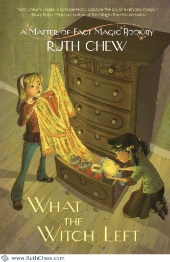 What the Witch Left:<br>A Matter-of-Fact Magic Book