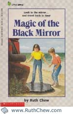 Magic of the Black Mirror