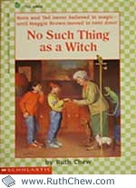 No Such Thing As a Witch